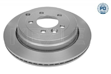 SDB000636 Meyle 53-155230011/PD Single Coated Brake Disc